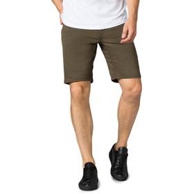 DUER No Sweat Pantalones cortos Hombre, Oliva